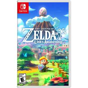 The Legend of Zelda: Link's Awakening - £44 instore @ Asda Derby