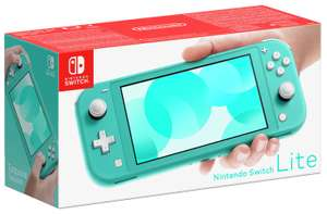 Nintendo Switch Lite - with selected game £229.99 @ Argos