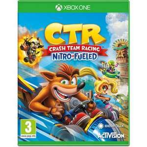 [Xbox One] Crash Team Racing Nitro-Fueled £22.95 delivered @ The Game Collection