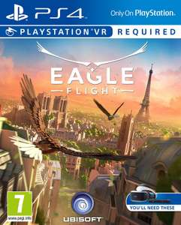 Eagle Flight (PS VR) PS4 for £9.85 delivered @ ShopTo