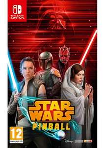 Star Wars Pinball (Nintendo Switch) £22.85 Delivered @ Base