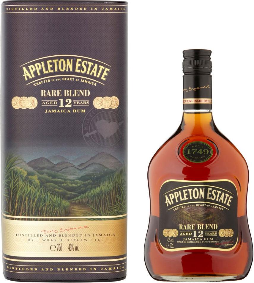 Appleton Rare Blend 12 Year Old rum 70cl - £16.50 Tesco instore