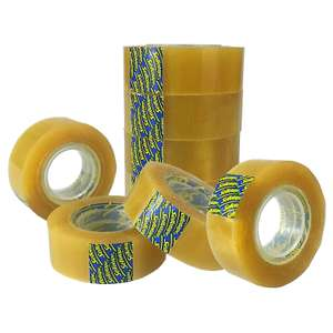 Sellotape Original Golden Tape Roll (8 Pack) £4.99/ 16 Pack £7.99 / 32 Pack £12.99 Delivered @ AnyThing 4 Home/Amazon