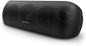 Soundcore Motion+ Bluetooth Speaker (30W, 12-Hour Playtime, IPX7, USB-C) - £74.99 with code - Sold by AnkerDirect and Fulfilled by Amazon