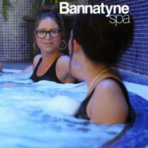 Bannatyne's Spa Day for Two - Various locations £23.60pp (£47.20) with code @ Groupon