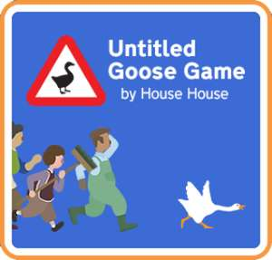 Untitled Goose Game ( Nintendo Switch/PC ) £13.49/£11.99 @Nintendo eShop/epicgames