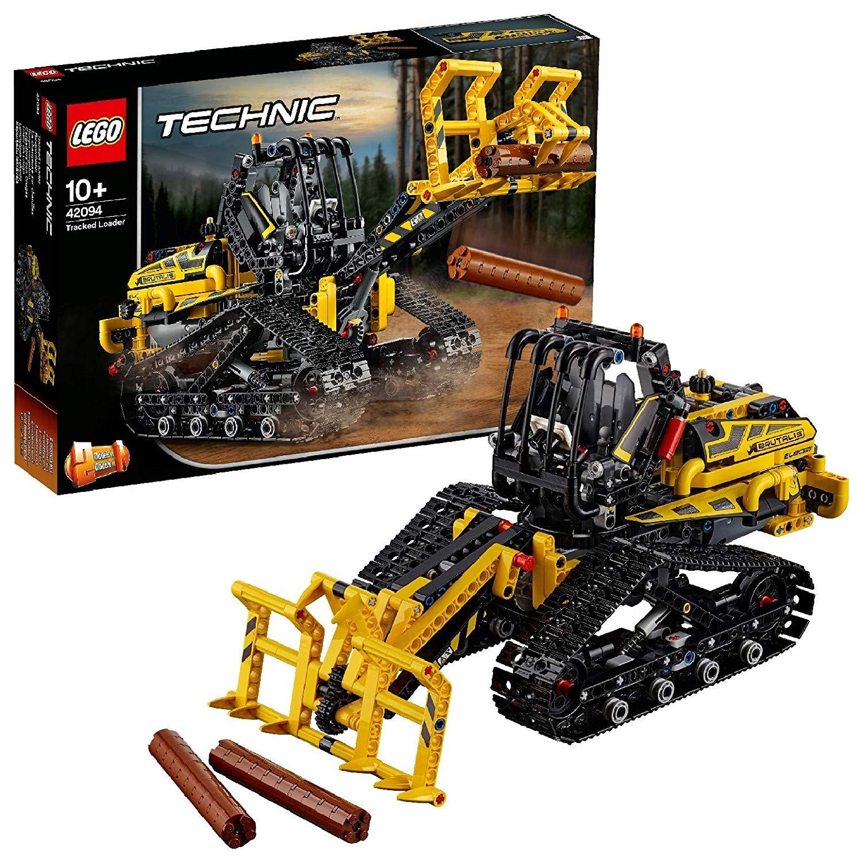 LEGO 42094 Technic Tracked Loader 2 in 1 Dumper Model - £36.50 @ Amazon