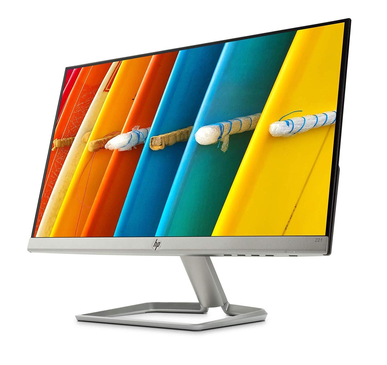 "HP 22f (21.5"") Ultraslim FHD IPS Freesync 75Hz Monitor, £79.99 at Amazon"