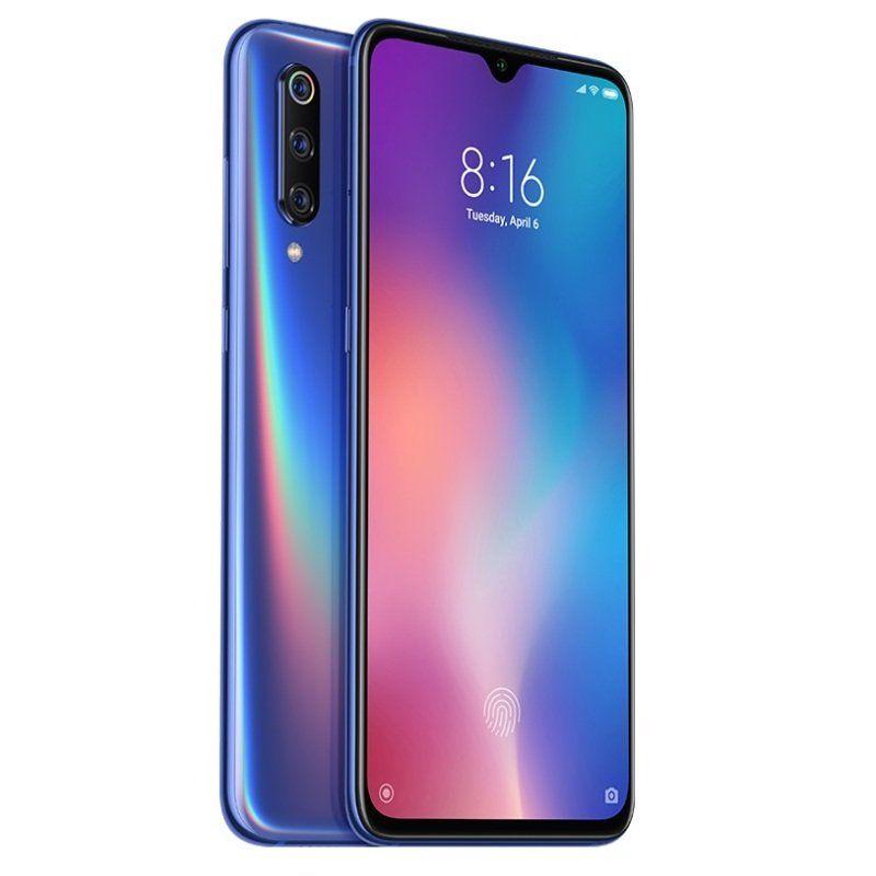 Xiaomi mi 9 6GB/128GB Blue / AliExpress / Hong Kong Goldway - £287.88