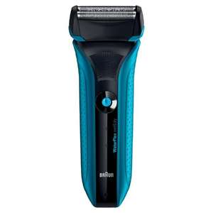 Braun waterflex shaver £63.99 or £32 for Ocado smart pass holders only with 50% voucher