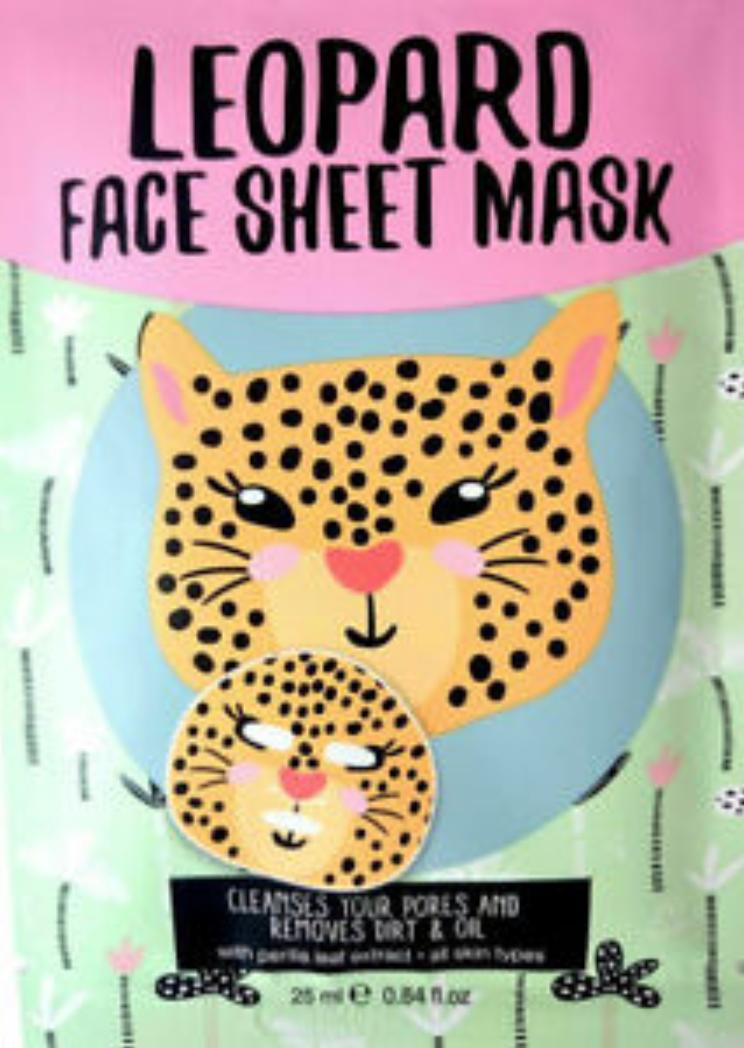 Face masks 69p Panda, Leopard, Monkey & 89p Mermaid & Unicorn instore @ Home Bargains Liverpool