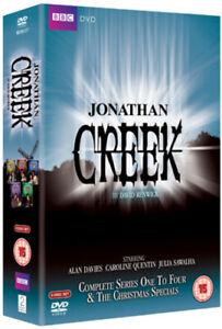 Jonathan Creek: Series 1-4 DVD (2010) £4.03 Used Musicmagpie on ebay