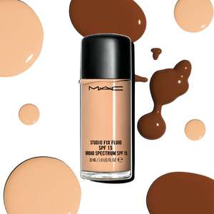 Latest SoPost Freebie is a 10 day MAC foundation sample