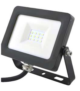 10W IP65 Rated Floodlight LED Slim 6000K -  PEL00546 - £2.70 (20W for £4.18 More in thread) delivered @ CPC Farnell