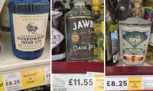 Gin Offers - RTC - Tesco Yeading - In-Store Only - From £8.25