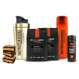 Samsung Exclusive Super Recharge Bundle £19.99 at The Protein Works