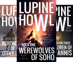 Lupine Howl Books 1- 4 by Amy Cross FREE on Kindle @ Amazon
