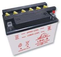 12V 4Ah High Performance Motorcycle Battery - Low Maintenance & Dry Charged £19.20 at CPC Farnell