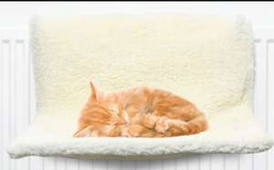 Radiator cat bed at home bargains - £4.99