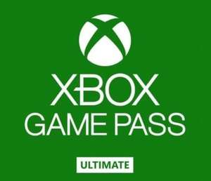 12 Months Xbox Ultimate Game Pass Code £44.75 @ Gamivo (DominationGames)