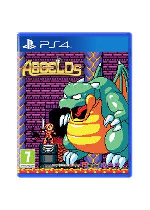 Aggelos (PS4) £11.84 Delivered @ Base