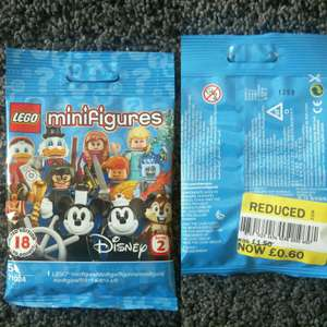 Lego Disney Minifigures Series 2 - 60p at Tesco Colchester