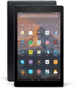 Certified refurbished Kindle Fire HD 10 tablet 32GB £84.99 @ Amazon