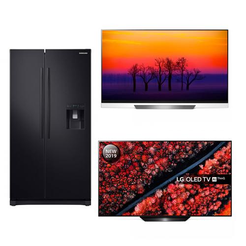 "10% Off @ Crampton & Moore - No Min Spend / No Max Discount - LG OLED 55E8P 55"" 4K TV + Free 4K Blu-Ray Player or LG Smart Speaker £1,232.10"