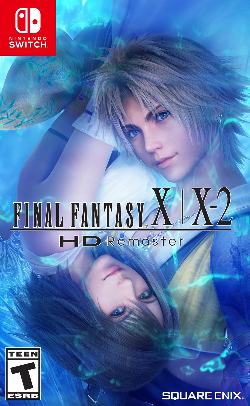 FINAL FANTASY X/X-2 HD Remaster (Nintendo Switch) / FF XII Zodiac Age @ Game
