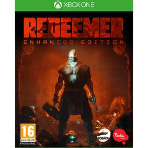 Redeemer Enhanced Edition (Xbox One/PS4) £12.99 (In-Store) £14.94 (Delivered) @ Game