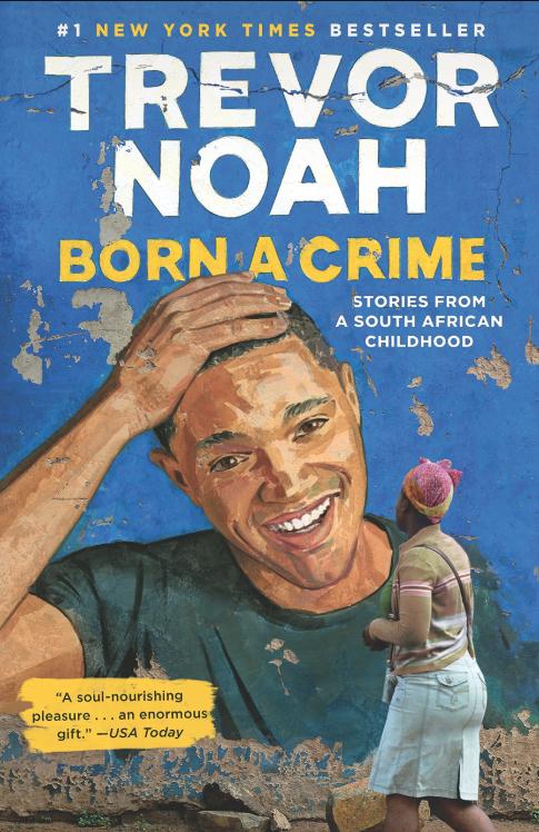 """Trevor Noah """"Born A Crime"""" - 99p Kindle Edition plus £2.99 for Audible Spoken Word"""