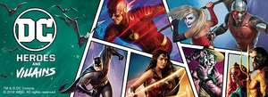 3 for £20 DC Comic Blu Ray's @ Zavvi