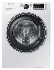 Samsung WW80J5555EW 8KG 1400RPM Ecobubble Washing Machine with 5 Year Warranty £323.10 with code @ Crampton&Moore