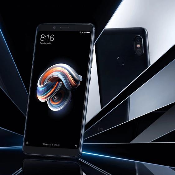 Original Global Version Xiaomi Redmi Note 5 4GB 64GB Snapdragon 636 Octa Core Dual Camera 4000mAh £107.70 @ Xiaomi Mi Store - Aliexpress