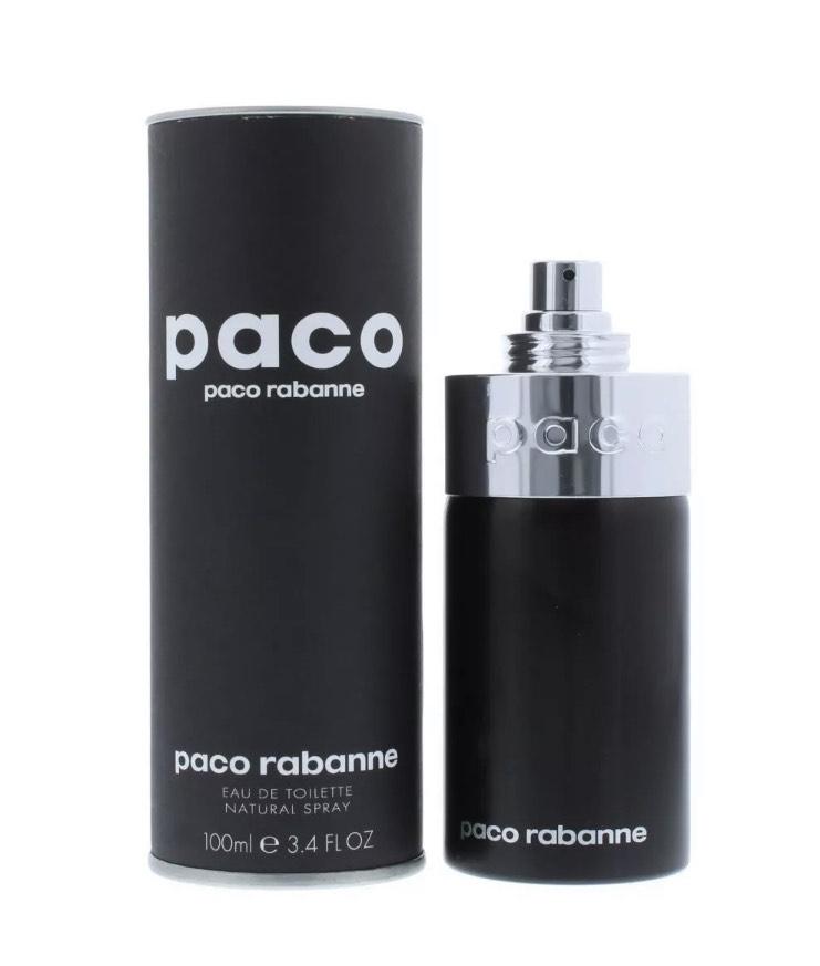 Paco Rabanne Paco Eau de Toilette EDT 100ml Spray Unisex £22.95 @  Scentwarehouse  / ebay