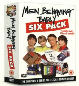 Men Behaving Badly: The Complete Series DVD Boxset £3.77 @ Music Magpie / Ebay