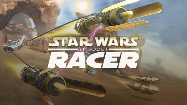 [PC] Star Wars Episode I: Racer - £4.09 / More Star Wars Games in OP @ Gog.com