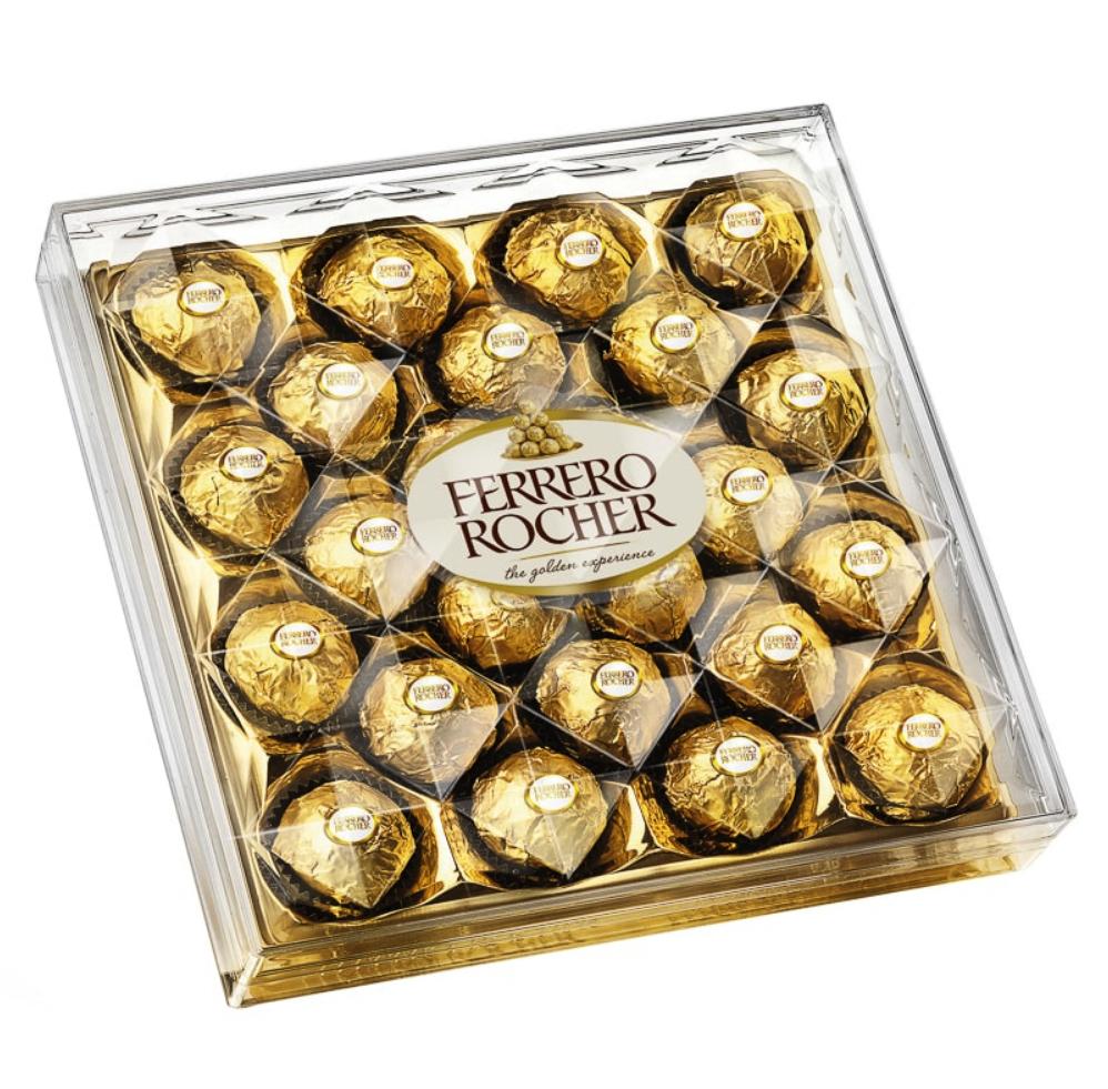 Ferrero Rocher Chocolate 24pc-  300g - £6.00 @ Sainsbury's