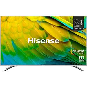 """Hisense H75B7510UK 75"""" Smart 4K Ultra HD TV with Dolby Vision and DTS Studio Sound £999 @ AO"""