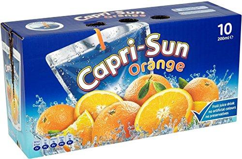 Capri-sun 10 pack £1.25 instore @ Asda (ystalyfera )