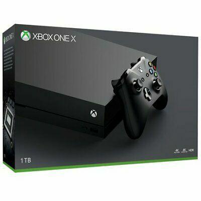 Xbox One X - Seller Refurbished Grade B - £226.99 with code @ Ebay (StockMustGo)