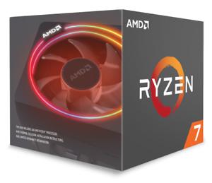 AMD Ryzen 7 2700X 3.7GHz Octa Core AM4 CPU EBAY/CCL USE CODE!