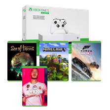 Xbox One S 1TB All Digital With FIFA 20, Forza Horizon 3, Sea Of Thieves, Minecraft - Pre Order £159 delivered with code @ AO Ebay