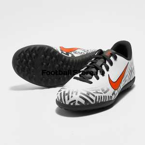 Nike Silencio Mercurial Vapor Club Neymar TF Football Boots Children size 2.5 £4.50 with code (Free C&C or £3.99 delivery) @ JD Sports