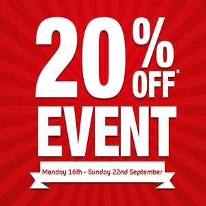 20% off at Dulux Centre. Ends soon.