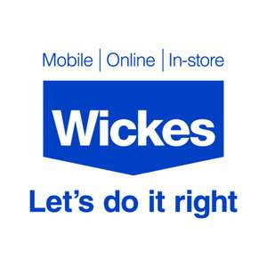 Wickes Newcastle Wallsend Event This Weekend - 15% Off Everything In-store between 20th -22nd September