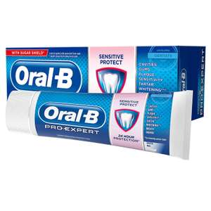 Oral B Pro-Expert toothpaste via Amazon pantry - £1 (£3.99 Delivery applies)