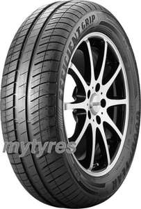 4x Goodyear Efficientgrip different syzes, starting at £110.69 from MyTyres/ebay-with code