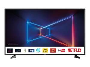 Sharp 50 inch 50BJ2K 4k Ultra HD Smart TV - £299 @ LIDL