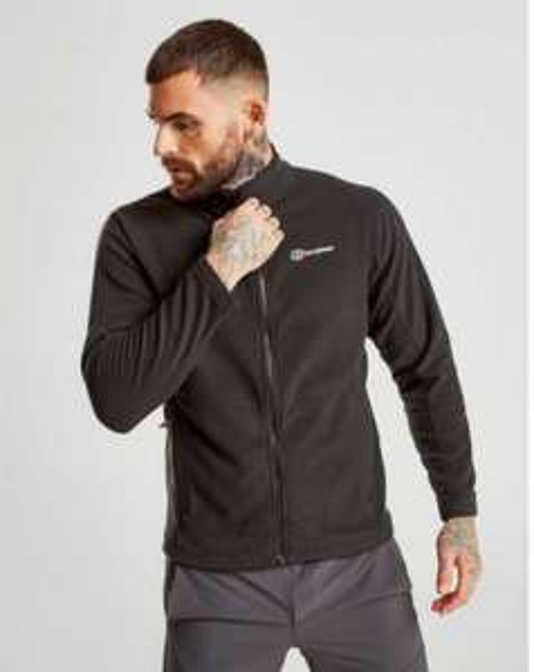 Berghaus Hartsop full zip fleece jacket S, M & XL - £17 using code @ JD Sports + £1 C&C / £3.99 delivery